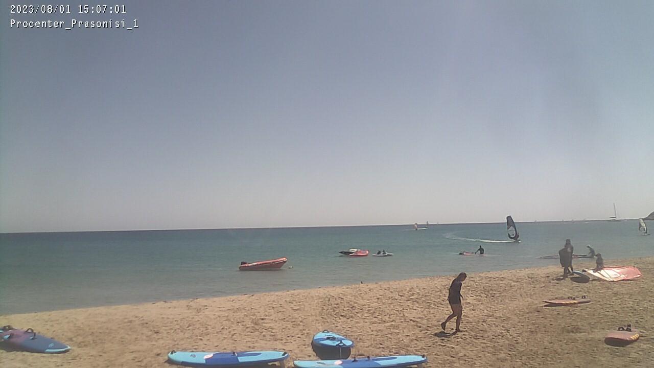 Procenter Prasonisi Beach